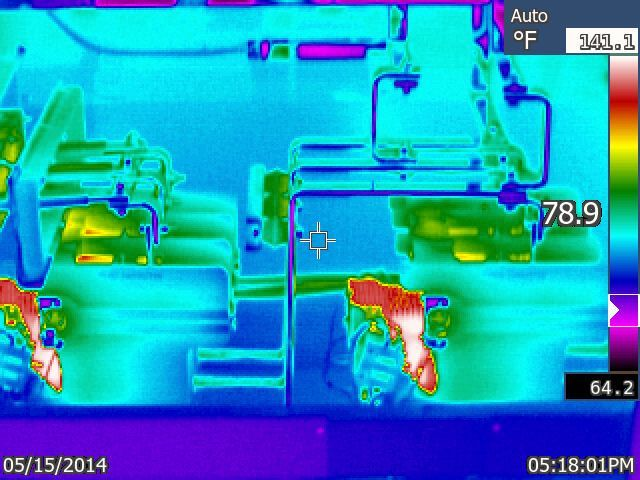 Thermography Scan